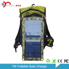 Waterproof solar panel charger bag
