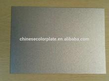 Zinc-Alum plates 1 meter width
