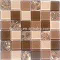 polido sólida pisos azulejo azulejo de banheiro cozinha pedra de mármore de vidro revestimento de parede piso banheira mosaico