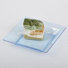 2014 novos produtos descartável plástico bolo prato