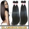 Free sample 100% virgin hair straight brazilian human hair extensions