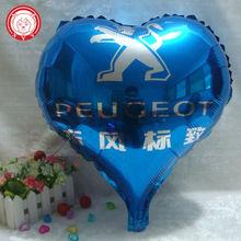 advertising balloon aluminium foil balloon heart balloon