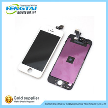 Promotion for iphone 5c lcd repair and iphone 5s broken touch screen assembly profession refurbishment mobile phone