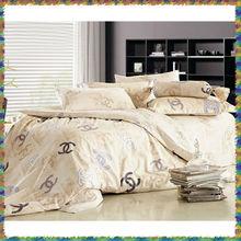 brand fashion cotton printed bed sheet