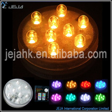 LED Daywhite Submersible Waterproof Wedding Floral Decor