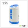 Mfresh RK99 fridge air purifier motorcycle air cleaner
