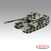 1 28 Scale R/C Battle Tanks Tiger King with Demo R19997