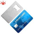 Custom bottle opener credit card for your wallet on Aspire Credit Card Size Bottle Opener