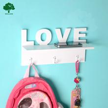 Hue wall hooks LOVE J
