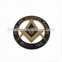 custom masonic car emblem; masonic car emblems