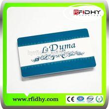 Professional em4100 card printing pvc mango