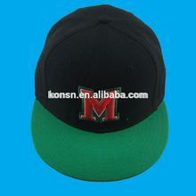 High quality baby hat snapback cap