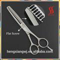 14 dentes de tesouras de cabelo profissional