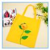 Wholesale 190T polyester shopping bag folding in fruit shape