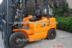 Gasoline Forklift Truck CPQD20 Jiangsu gasoline forklift price hydraulic jacks for sale