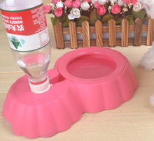 Fine Pet Pet Feeder Bowl With Automatic Water Refilling System, 5 colours to choose