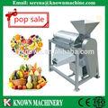 Polpa de uva máquina/uva máquina de esmagamento/polpa da fruta que faz a máquina