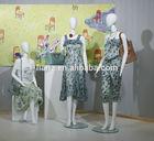 dressmaker inflatable mannequin for shop window