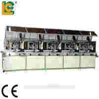 Automatic Silk Mesh Screen Printing Machine/Serigrafic printed machine LCB-120UV-5