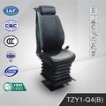 Tzy1-q4 (b) de cuero de encargo de la bicicleta asiento del pasajero mejor precio
