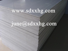 grey colour thickness plastic sheet /panel/ board / Polymer polyethylene wear-resisting plate