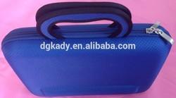 "Fashion 12"" mini EVA modeled part laptop case"