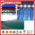 Ppgi/ppgl de alta calidad y mejor precio de alta resistencia ppgi de metal corrugado para techos de hoja