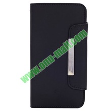 Portable Wallet smart cover case for samsung galaxy s5