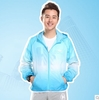 waterproof summer beach protective jacket