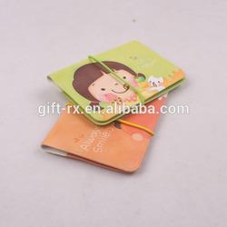 transparent plastic card holder