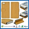 Fashion 2014 new coming flip cover leather case for iphone 5s