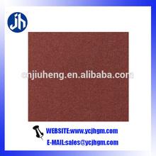 alumina abrasive metal sandpaper sheet