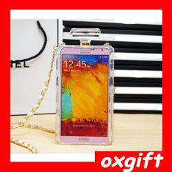 OXGIFT New product 2014 Perfume bottle phone case wholesale mobile phone case