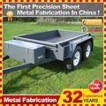 Suave suelo camping trailer, fabricante profesional con servicio personalizado
