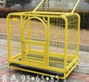 Pet Dog Crates With Wheels For Large Dogs