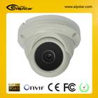 Vandalproof 720p mini kamera, onvif poe ip camera Support iPhone/iPad/Android OS