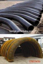 BUTT-WELDED CARBON STEEL BENDS/ELBOW/REDUCER/TEE/CAP