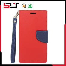 Newest 2014 hybrid wallet pu pouch flip leather cover for Samsung Galaxy S5