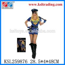 fashion police women cosplay halloween costume