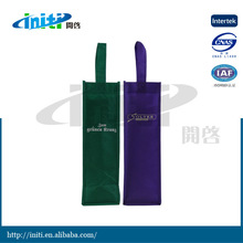 one bottle wine bag / 2014 new product alibaba china online shopping one bottle wine bag
