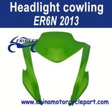 For Kawasaki ER6N 2013 Headlight Fairing Wholesale FKAHY022