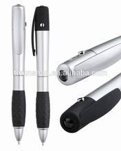 Led light plastic ball pen wholesale pen promotion pen
