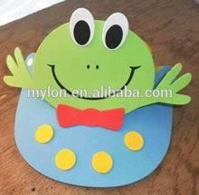 carnival party foam hats/party hat foam animal/foam hats for parties