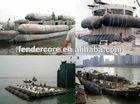 marine salvage lift bags,boat lift air bags, buoyancy bag
