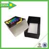 High Quality Cardboard Drawer Box can flat to shipping/ with paper insert /Spot uv //OEM/MOQ 1000pcs /Free sample
