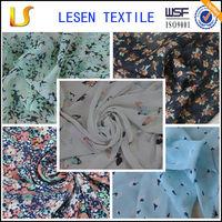 Lesen chiffon overskirt / polyester chiffon fabric