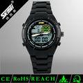 Populares del deporte digital reloj de pulsera