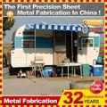 Caravana motorhome, fabricante profissional com serviço personalizado