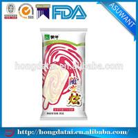 ice cream bag/frozen fruit bar bag/popsicle packaging