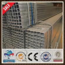 galvanized steel square pipe fence post